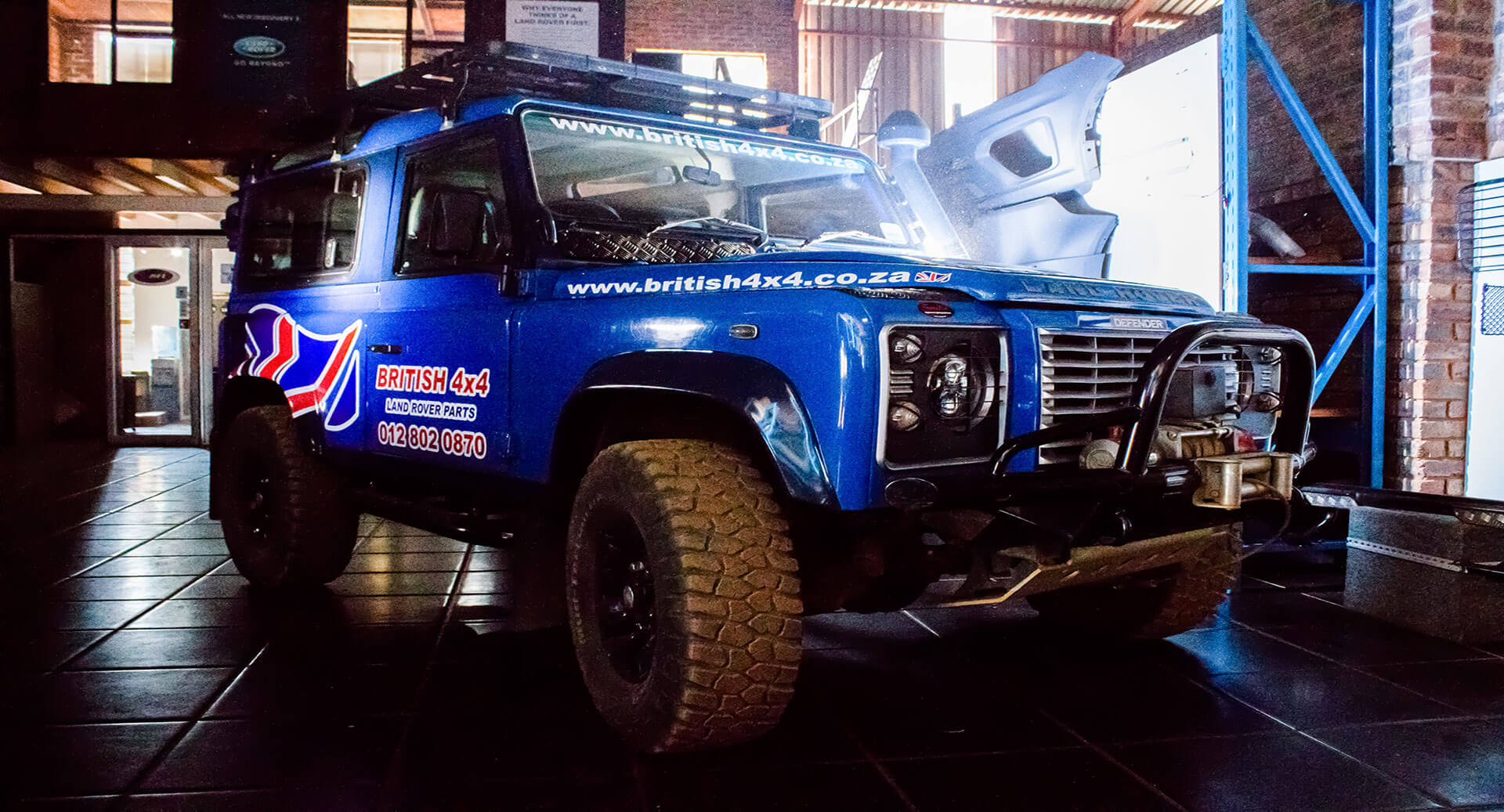 Defender 90 Parts Amp Spares ⋆ British 4x4 Parts
